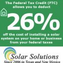 Solar Panels And The Federal Tax Credit For 2020