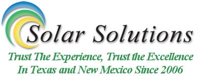 Solar Solutions of Texas and New Mexico Logo