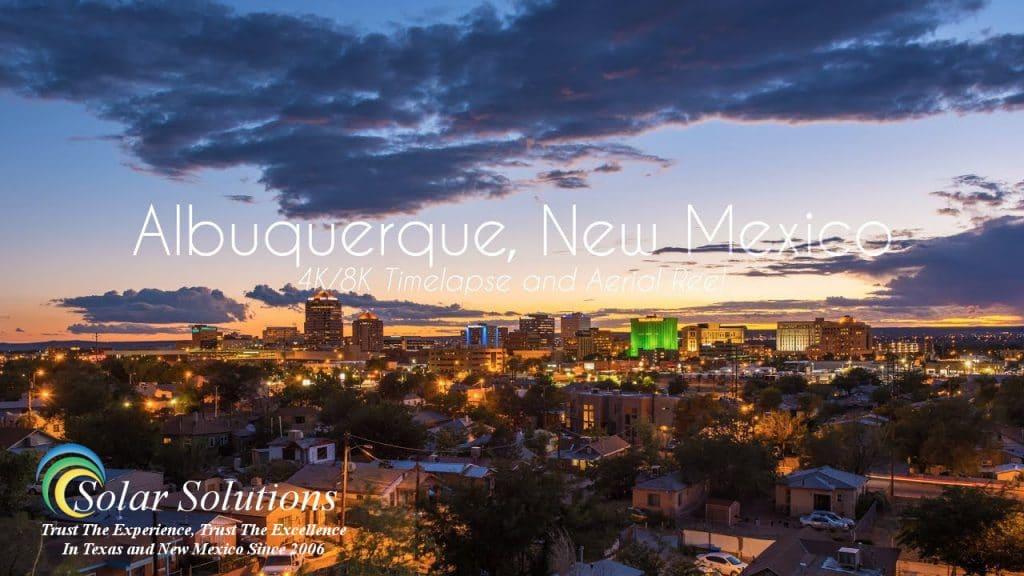 paneles solares en albuquerque new mexico