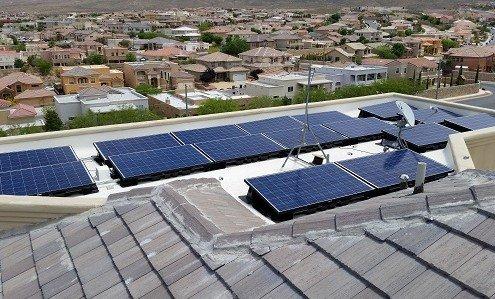 Sola Install Commercial El Paso