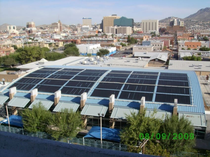 Commercial Solar Pool Heating Systems