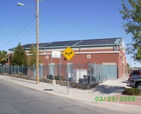 Delta-Hillos-De-Plata solar project