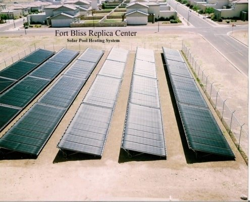Fort-Bliss solar project
