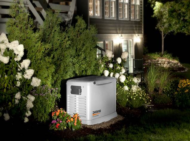 Emergency Backup Generators from Generac