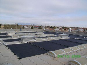 Sharver-Rec-center solar project