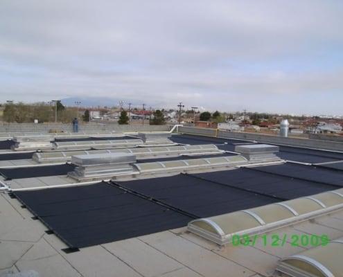 Sharver-Rec-center solar project