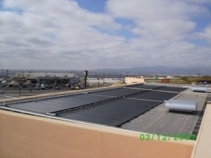 Viscount-Rec-center solar project