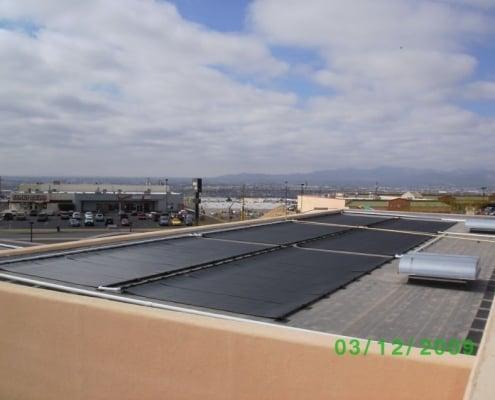 Viscount-Rec-center solar project