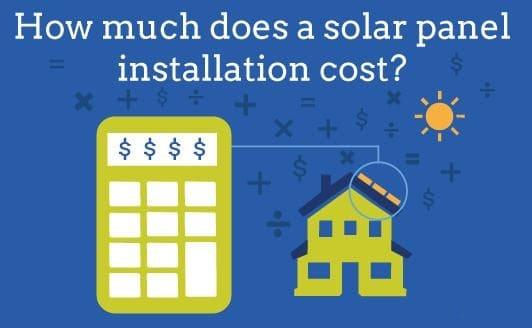 solar costs in el paso