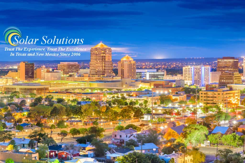 Solar Solutions of Albuquerque New Mexico