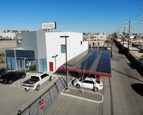 Kennedy Law Solar Project Phase 2